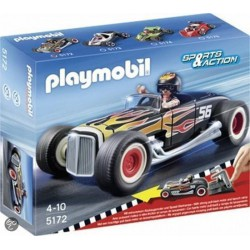 PLAYMOBIL Fire Racer