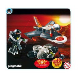 PLAYMOBIL Top Agents Detectorjet