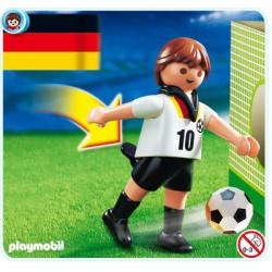 PLAYMOBIL Voetballer Duitsland