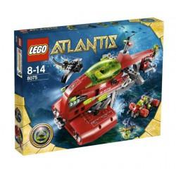 LEGO Atlantis Neptune Moederschip