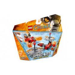 LEGO Chima Schroeiende Zwaarden