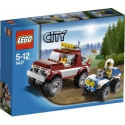 LEGO City Politieachtervolging