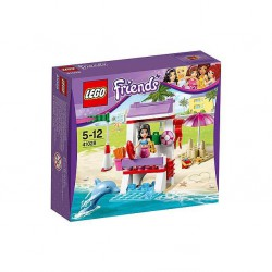 LEGO Friends Emma's Reddingspost
