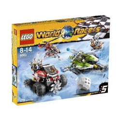 LEGO World Racers Sneeuwstorm Spits