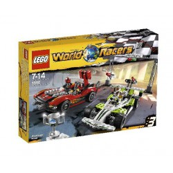LEGO World Racers Wrakkenweg
