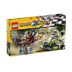 LEGO World Racers Krokodillenmoeras