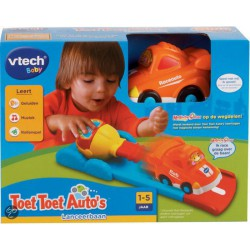 VTech Toet Toet Auto's - Lanceerbaan