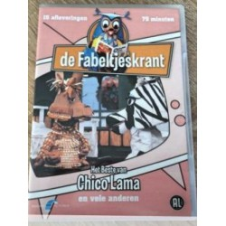 Fabeltjeskrant - Chico Lama