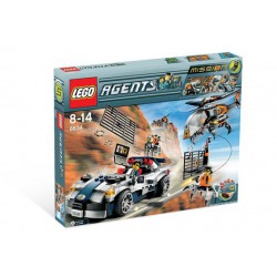 LEGO agents mission 5