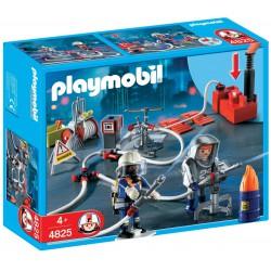 PLAYMOBIL Brandweermannen