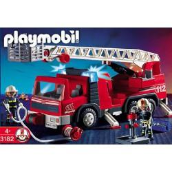 PLAYMOBIL Brandweerwagen