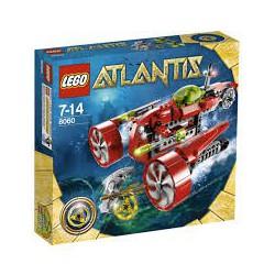 LEGO Atlantis Typhoon Turbo Onderzeeër