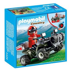 Playmobil Country Reddingsquad in de Bergen