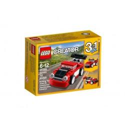 LEGO Creator Rode Racewagen