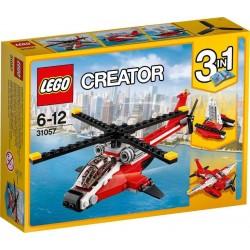 LEGO Creator Rode Helikopter
