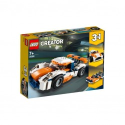 LEGO Creator Zondsondergang Baanracer