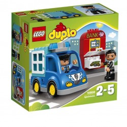 LEGO DUPLO Politiepatrouille