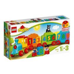 LEGO DUPLO Getallentrein