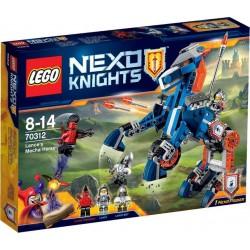 LEGO NEXO KNIGHTS Lances Mecha Paard