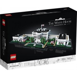 LEGO Architecture Witte Huis