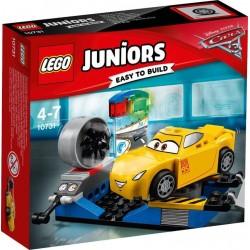 LEGO Juniors Cars 3 Cruz Ramirez Race-simulator