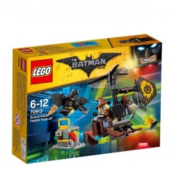 LEGO Batman Movie Scarecrow Angstaanval