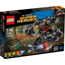 LEGO Super Heroes Justice League Knightcrawler Tunnelaanval