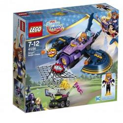 LEGO DC Super Hero Girls Batgirl Batjet-achtervolging