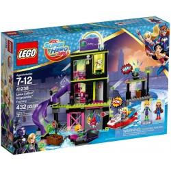LEGO DC Super Hero Girls Lena Luthor Kryptomite-fabriek