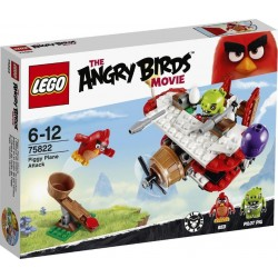LEGO Angry Birds Piggy Vliegtuigaanval