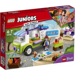 LEGO Juniors Friends Mia's Biologische Voedselmarkt