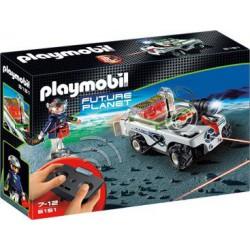 PLAYMOBIL E-rangers Laserwagen