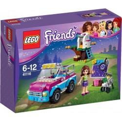 LEGO Friends Olivia's onderzoeksvoertuig