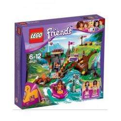 LEGO Friends Avonturenkamp Wildwatervaren