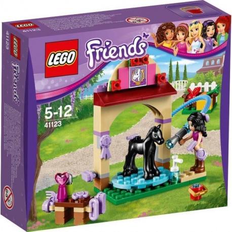 LEGO Friends Veulen Wasplaats