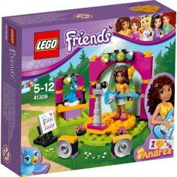LEGO Friends Andrea's Muzikale Duet