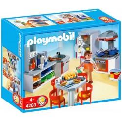PLAYMOBIL Grote Keuken