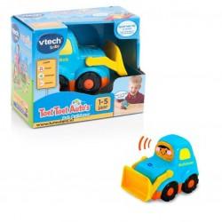 Vtech Toet Toet Auto's Bob Bulldozer