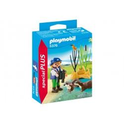 Playmobil Otter spotter