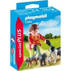 Playmobil Hondenoppas