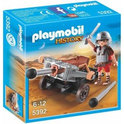 Playmobil Romeinse soldaat met ballista