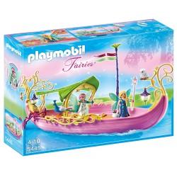 Playmobil Praalschip van de Feeenkoningin