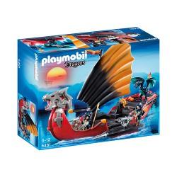 Playmobil Drakenslagschip