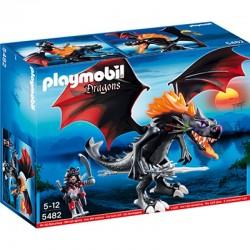 Playmobil Grote koningsdraak met lichtgevende vlam