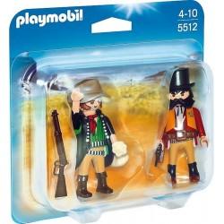 Playmobil Sheriff en bandiet