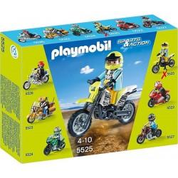 Playmobil Crossmotor