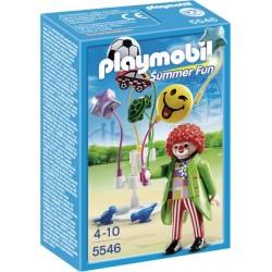 Playmobil Kermis Smileyworld Ballonnenverkoper