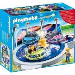 Playmobil Kermis Breakdance met Lichteffecten