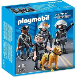 Playmobil Arrestatieteam