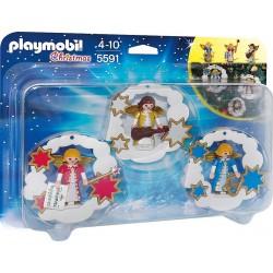 "Playmobil Kerstdecoratie ""Engelen"""